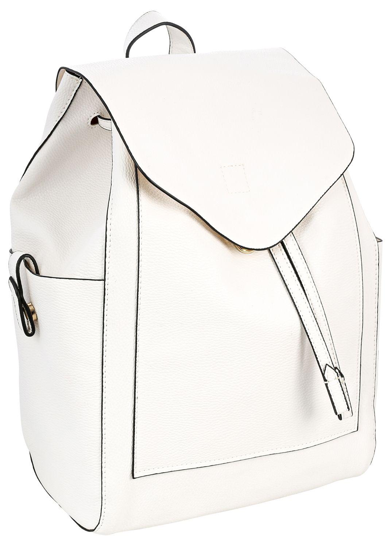 Farbe weiß Rucksack