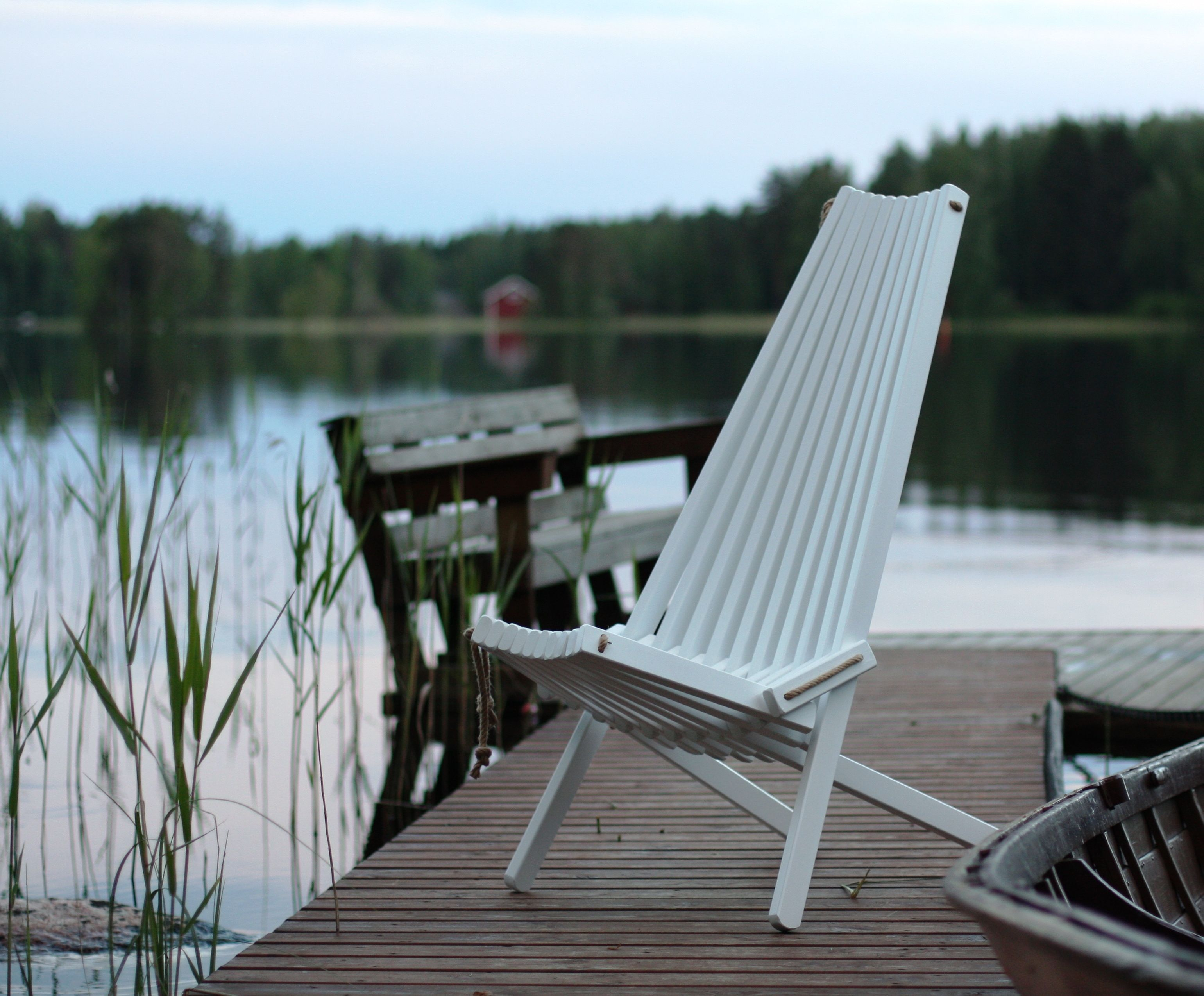 Ecofriendly Garden Furniture From Scandinavian