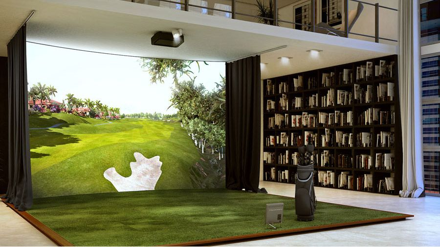 10 Expensive Golf Simulators   Page 4