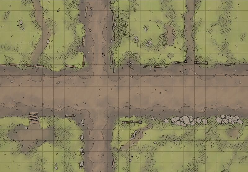 how to make city map dnd