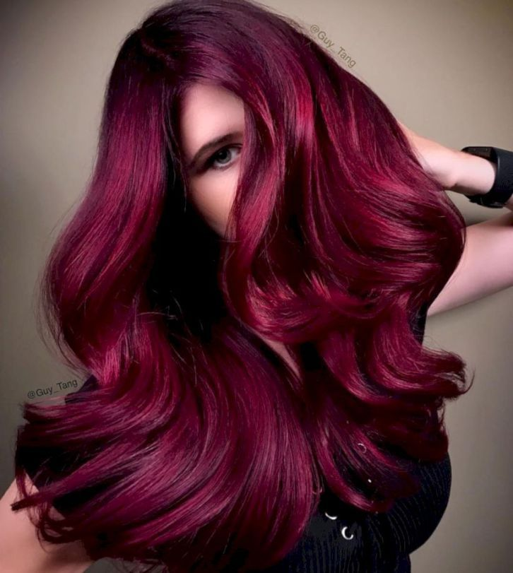 48 Cool Hair Color Ideas To Try In 2018 Hair Pinterest Hair