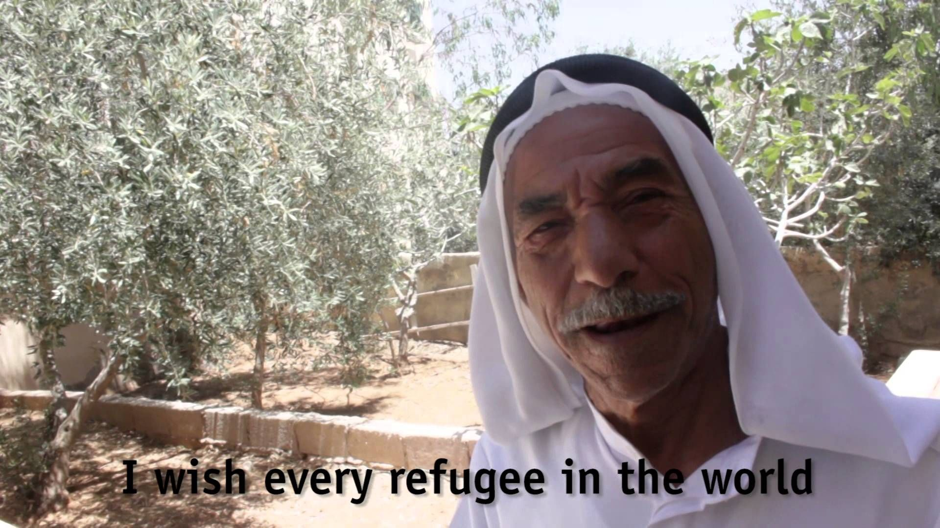 """World Refugee Day 2014: """"Messages of Hope"""""""