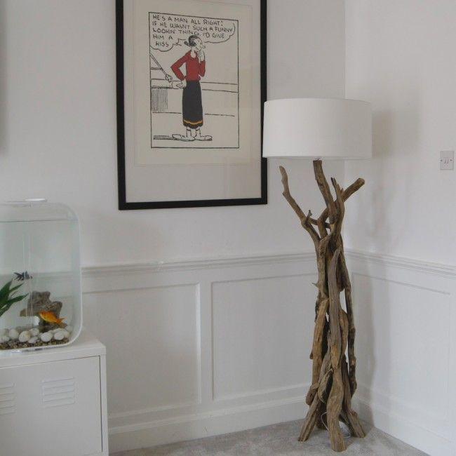 Chl07 135cm driftwood floor lamp home dcor pinterest chl07 135cm driftwood floor lamp mozeypictures Images