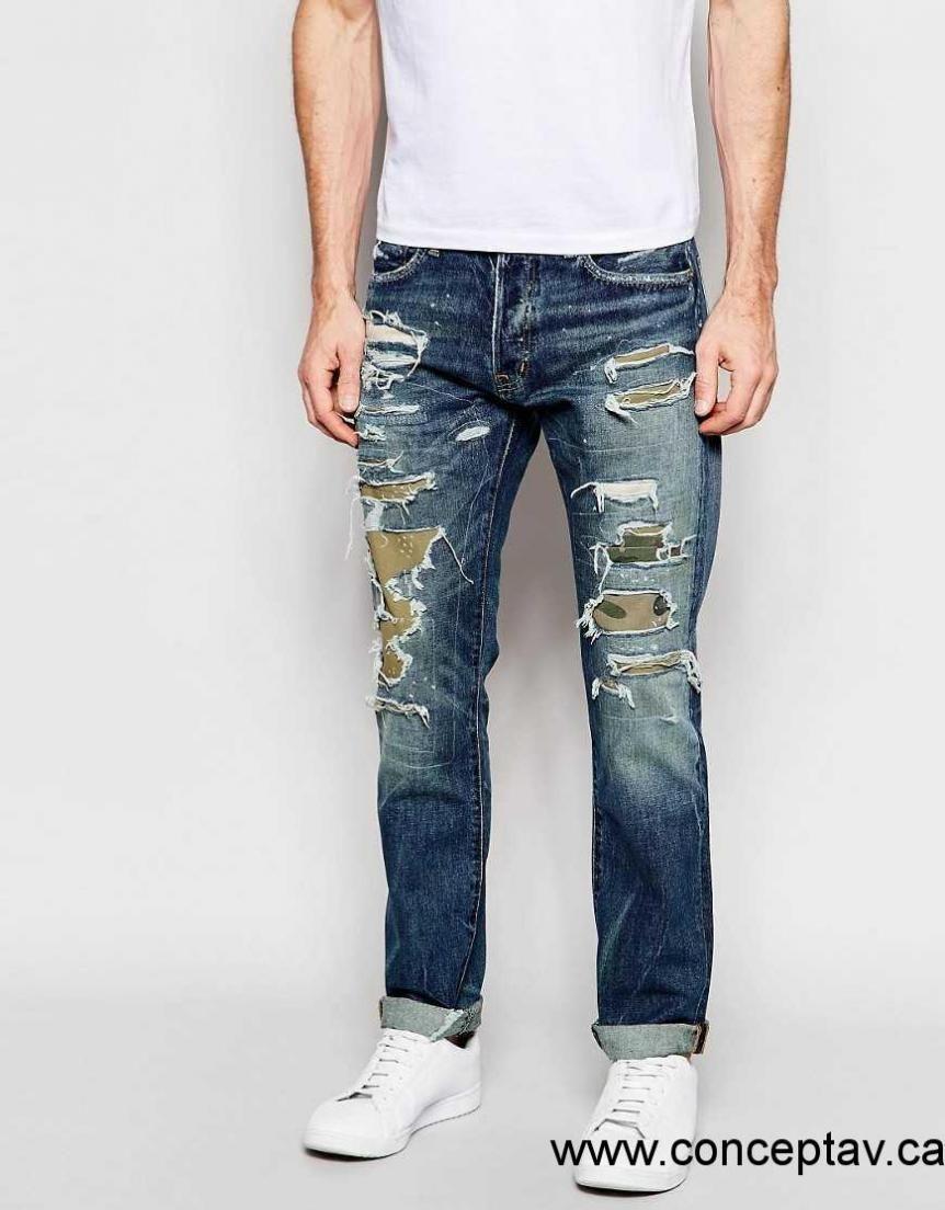 Pin by Corinne Gardner on Jeans (men)  4ebbcf840c69