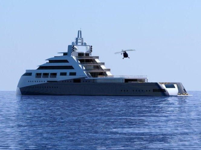 J Kinder Yacht Design Luxury Yacht Charter Superyacht News Yacht Design Yacht Boat Luxury Yachts