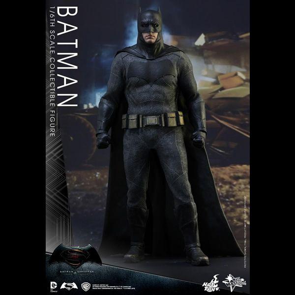 Hot Toys presents the Batman Sixth Scale figure from the upcoming DC Comics film, Batman v Superman: Dawn Of Justice!  Pre-order now at www.secretcompassonline.com