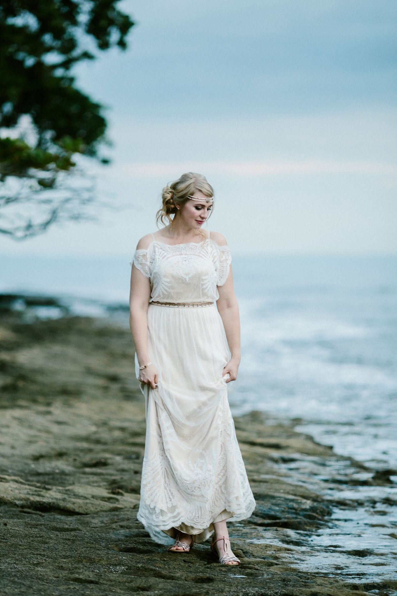 BHLDN Omelia Gown Size 10 Wedding Dress | Gowns, Wedding dress and ...