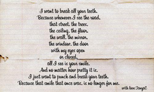 Teeth(less) ©TanyaC.