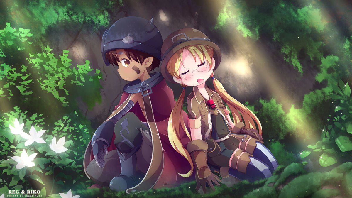 pin on made in abyss