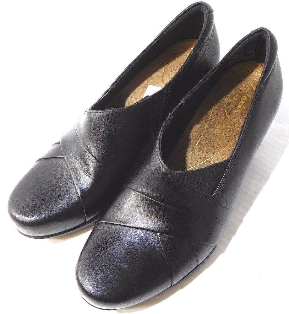 Womens Rosalyn Adele Clarks Artisan, Sugar Spice Shoes US 6.5M Pumps  Leather NEW