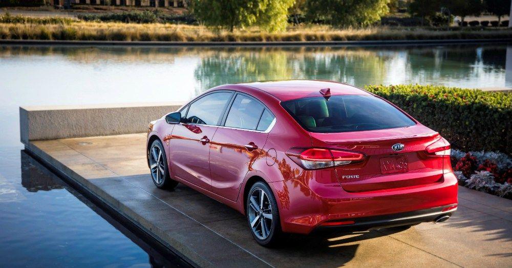 2017 Kia Forte Revised To Match Kia Motors Vehicles Automobile