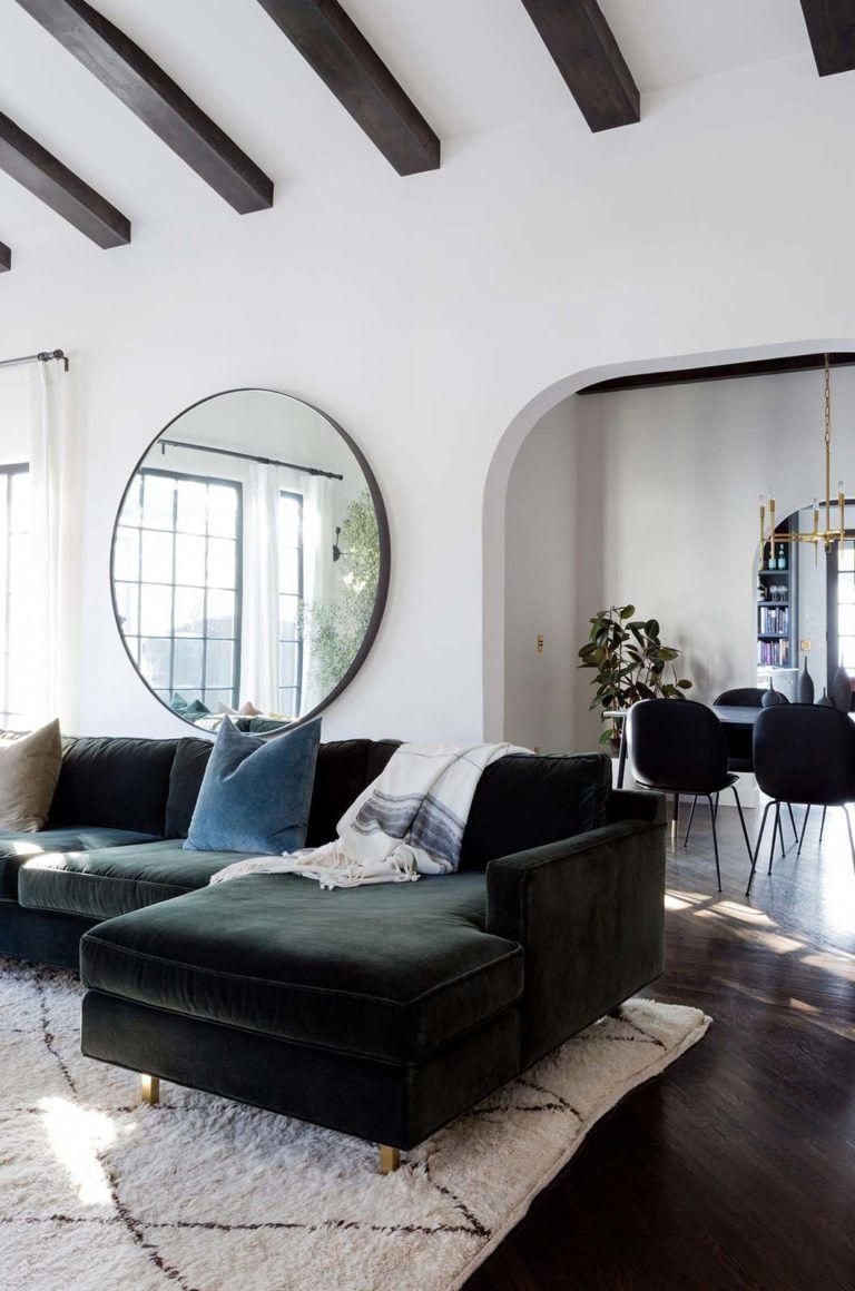 12 Inspirations For Home Improvement With Spanish Home Decorating Ideas: Inviting Spanish Style Home Gets Refreshed In Southern California #Spanishstyle