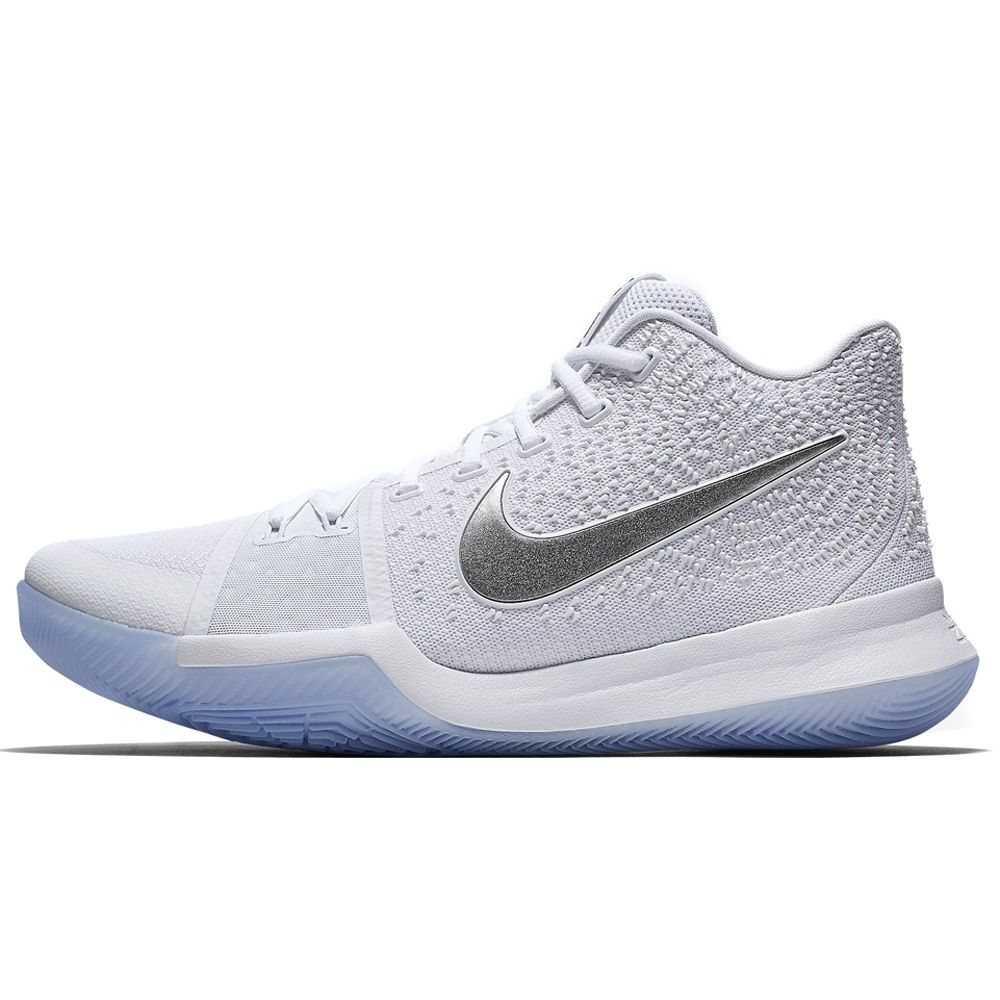 Nike Kyrie 3 (852396-103) Chrome Wihte Metallic Silver USD 95 Pre Order