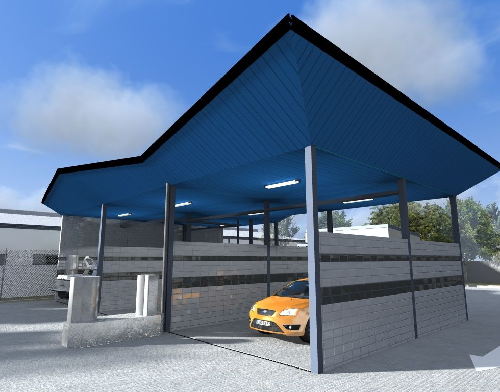 Pin by McGann Architects on Paynesville, Vic, Car Wash