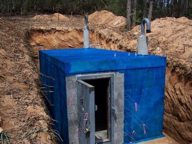 Underground shelter kit build series 1 Sobrevivncia Pinterest