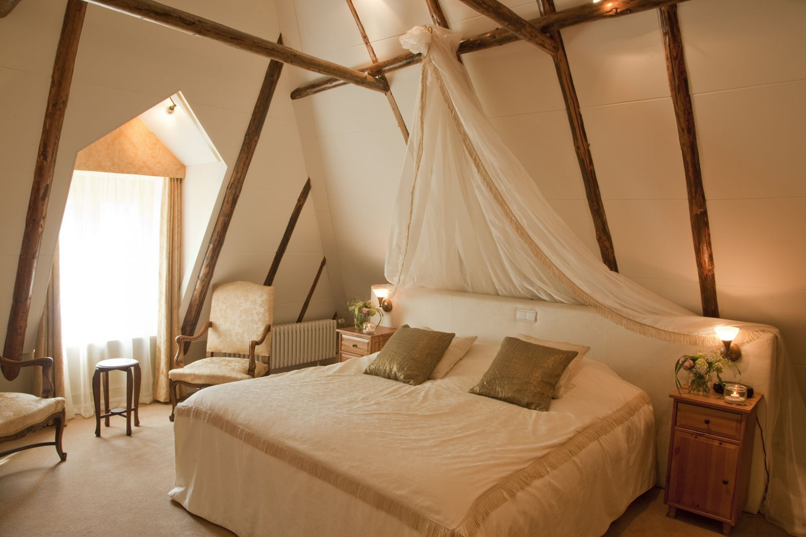 Romantische kamer in landgoed oldruitenborgh hampshire hotels