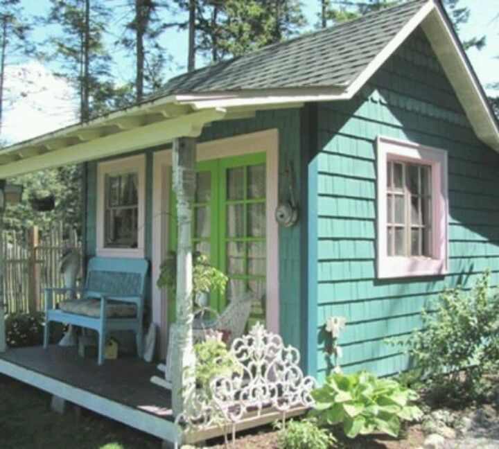 Small Guest Cottage: Pin By Julie Eckert On CRAFT STUDIO #2