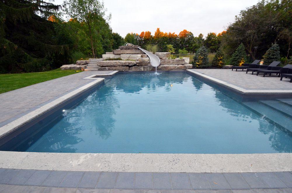 Blue Diamond Pools Barrie Ontario Canada GRS 15' 3