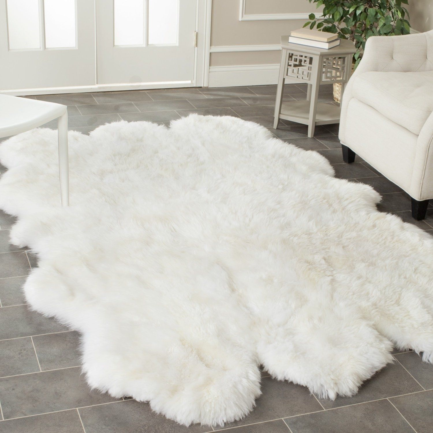 Ikea Faux Fur Rug Home Decors Collection With Regard To Faux Fur Rug How To Make A Faux Fur Rug Ikea Sheepskin Rug Faux Sheepskin Rug White Fur Rug