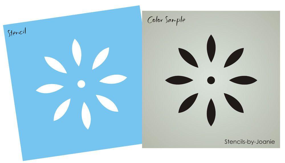 Details about Motif Stencil 4