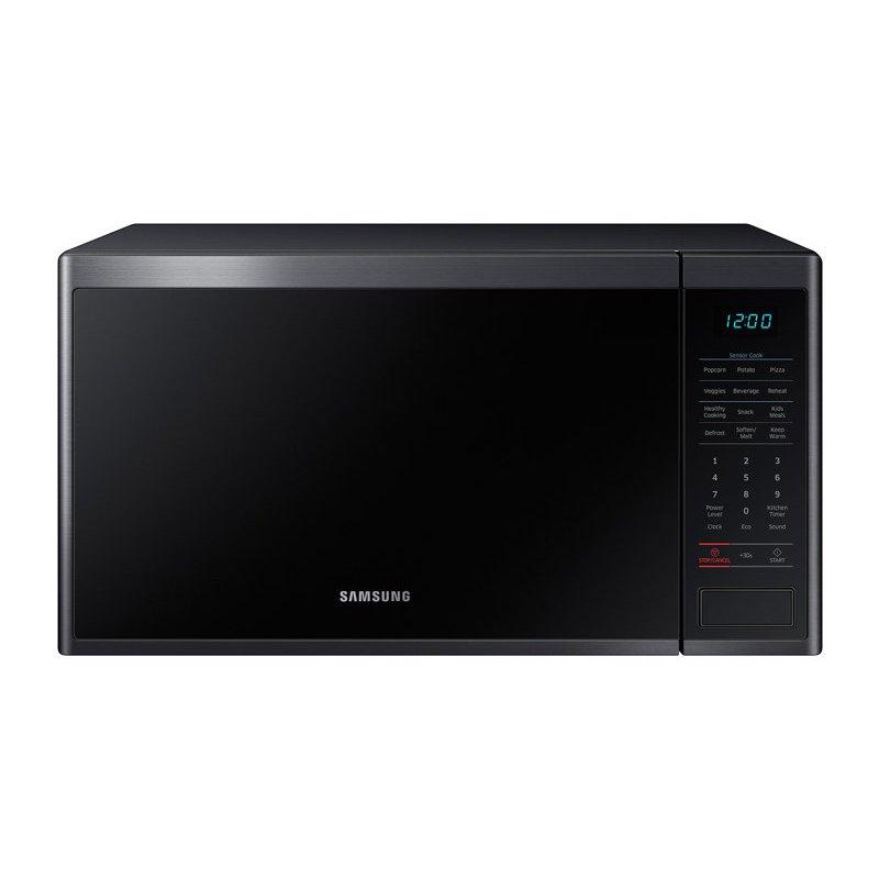 Samsung Countertop Microwave 1 4 Cu Ft Black Stainless Steel