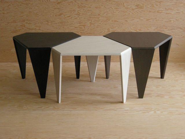 Http://www.jasonleesdesign.com/wp Content/uploads/2011/07/Nimble Tables Black White Gray  | Modular Furniture | Pinterest | Modular Furniture