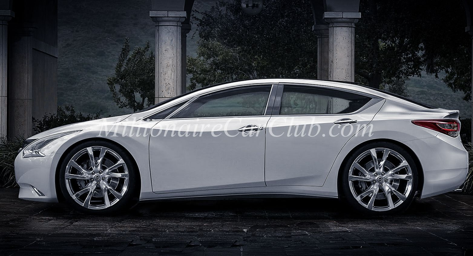 the new sixth generation 2015 nissan maxima is due to make its debut