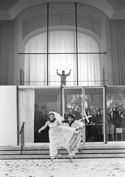 The Graduate Mike Nichols Movies Stepford Wife Iconic Weddings