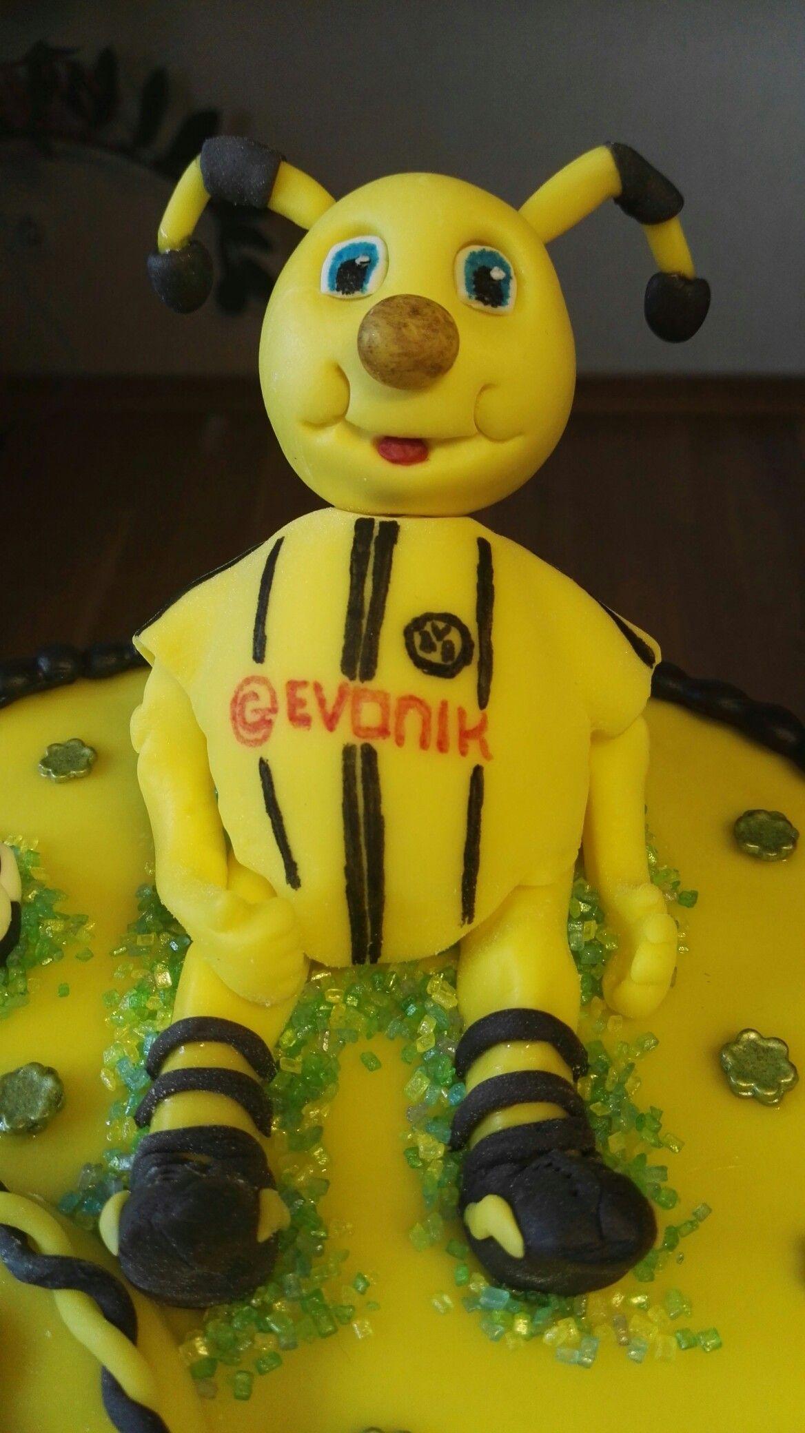 Maskottchen Bvb Dortmund