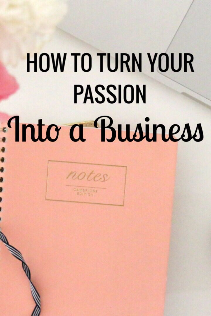Steps To Create A Business Plan  Passion Business And Learning