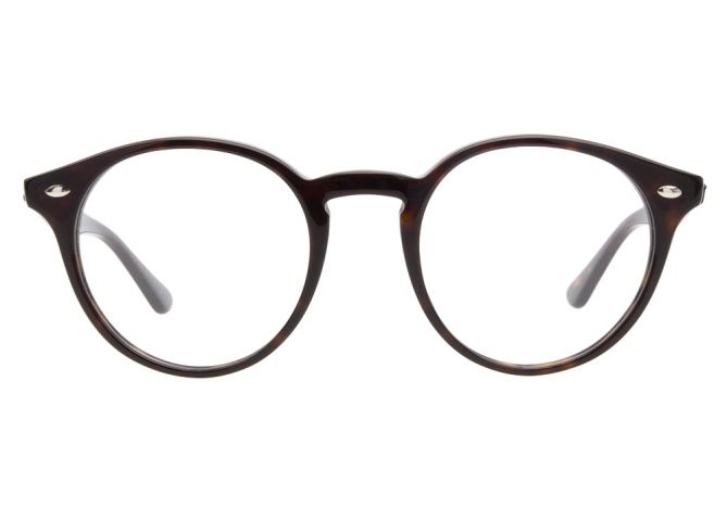 f80684a1691 Ray-Ban RB2180-V 2012 Havana eyeglasses are the perfect everyday look
