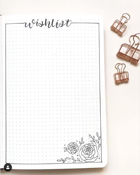 8 collections utiles à avoir dans son Bullet Journal