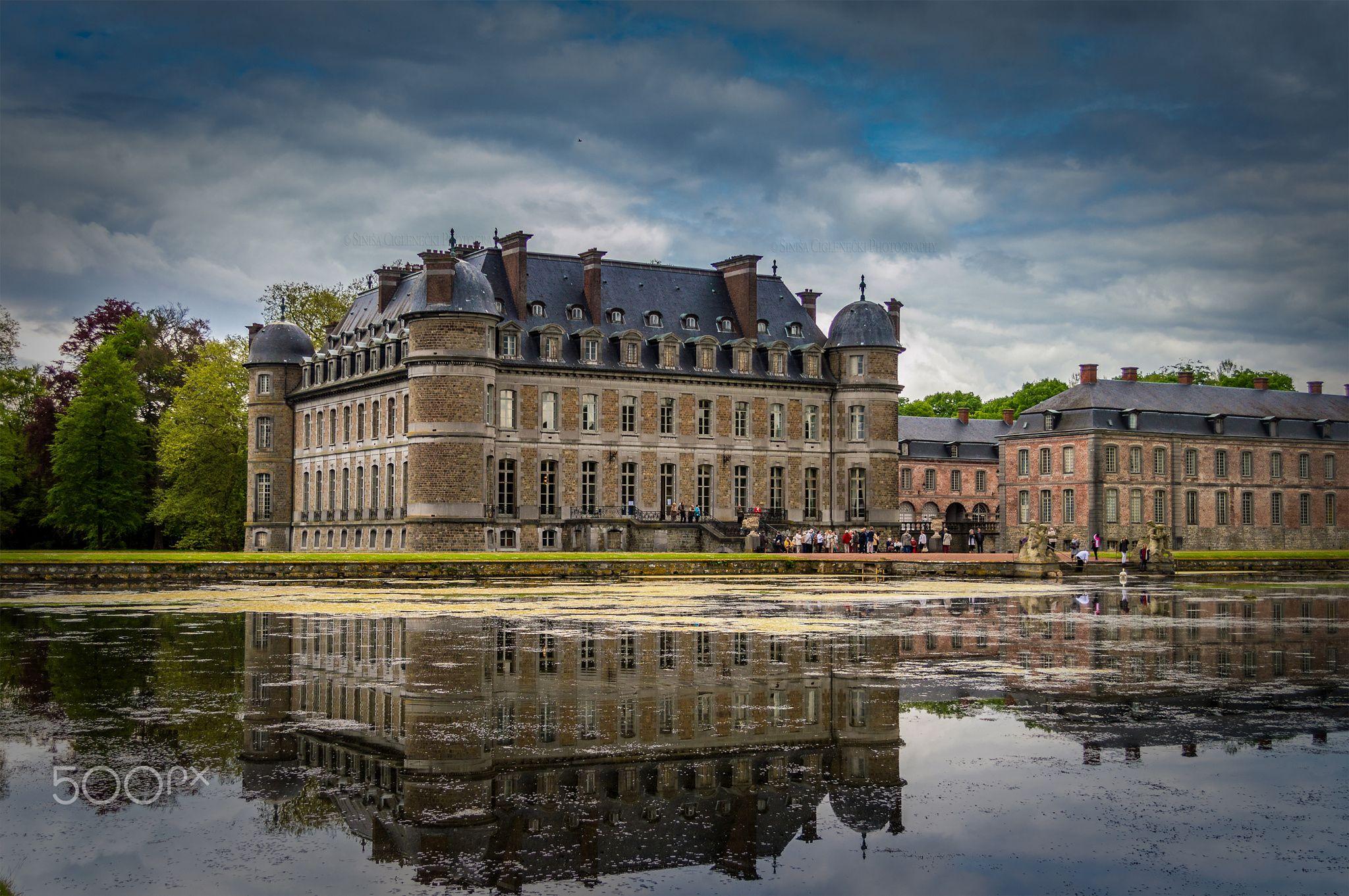 Beloeil Castle, Belgium