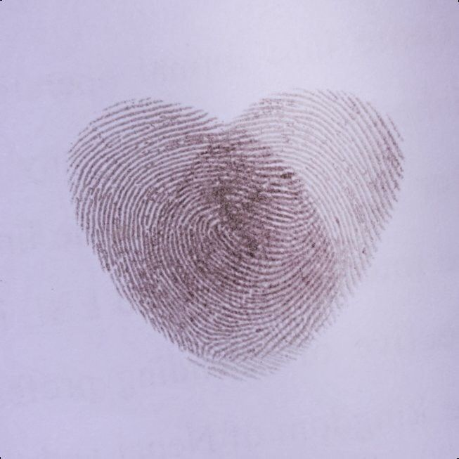 Be like my #thumbprint, #mine and #unchangeable ...