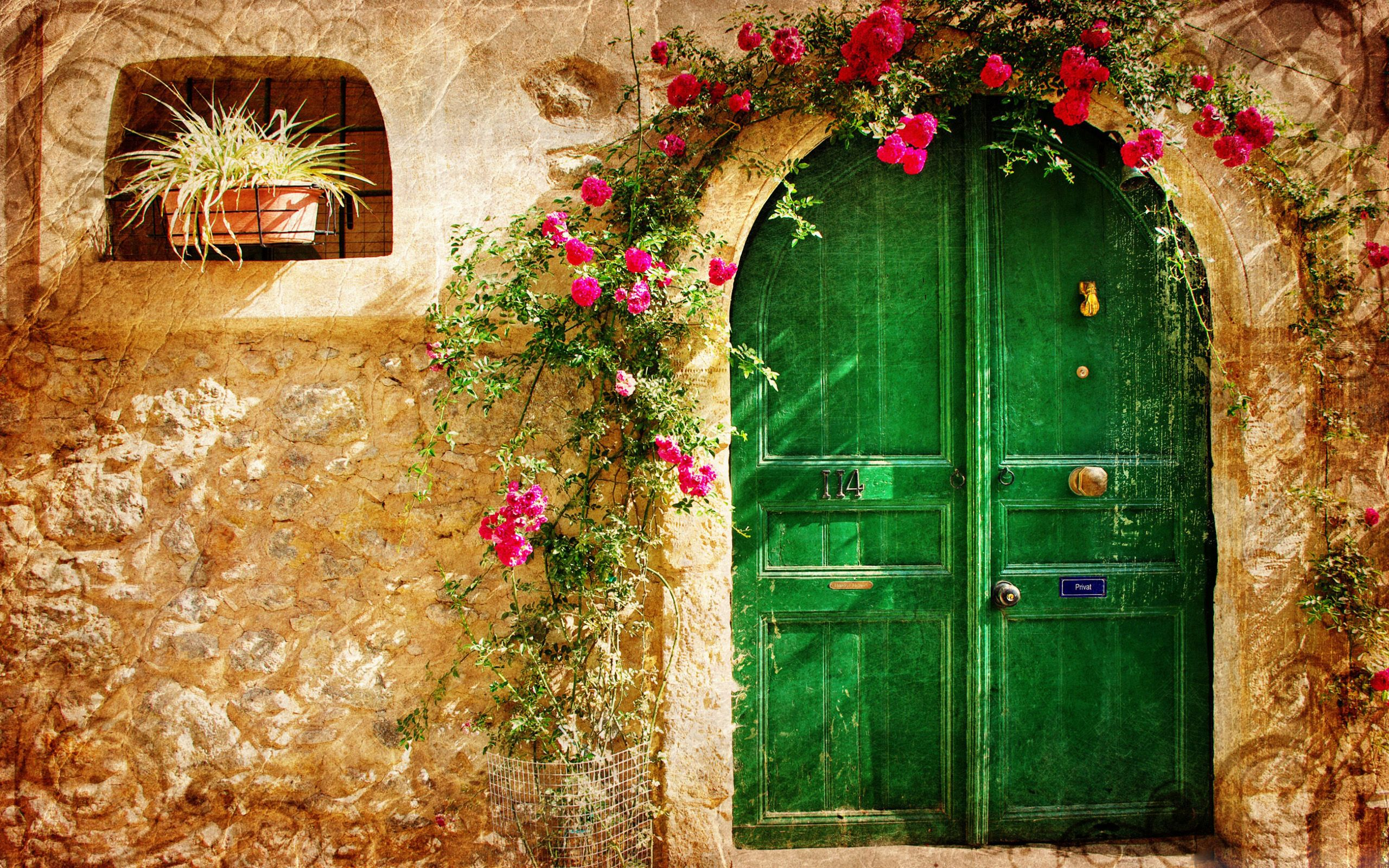 Door Wallpapers 5 Jpg Nature Wallpaper Cool Wallpapers Celebrity Photos Desktop Wallpaper Famous Celebrities Boll Beautiful Doors Green Door Door Murals