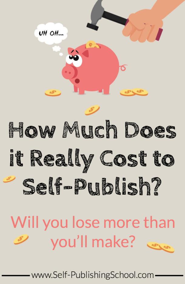 Cost To Publish Book Publishing Self Publishing Publishing
