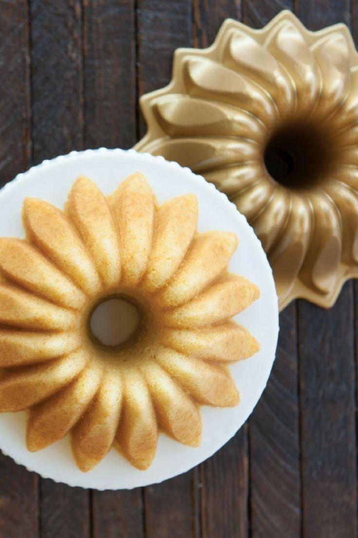 5 Cup Bundt Design Inspired By The Legendary Water Lotus Bundt Cake Pan Bundt Cake Bundt Recipes