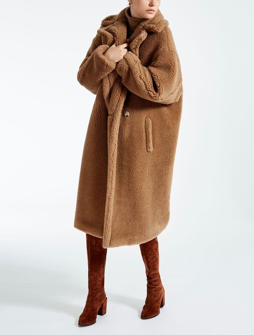 MaxMara 2017   пальто in 2019   Teddy coat, Teddy bear coat, Coat 2ceaa0eeda