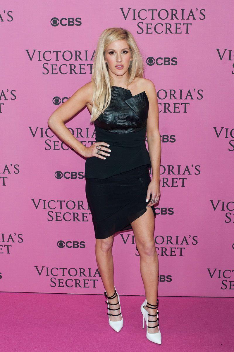 Todos los invitados al desfile de Victoria\'s Secret   Ellie goulding ...