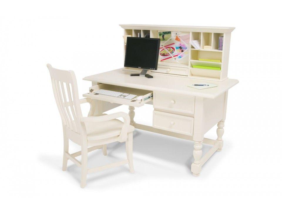 Bella Desk Hutch Chair Set Desks Home Office Bob S Furniture