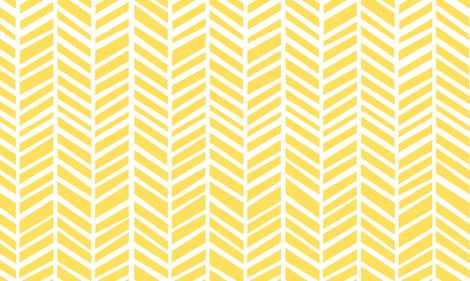 Colorful Fabrics Digitally Printed By Spoonflower Herringbone Citron Zest Yellow By Friztin Yellow Fabric Fabric Baby Wall Decor
