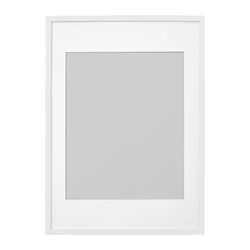 Ribba Frame White 50x70 Cm Ribba Frame Frame Ikea
