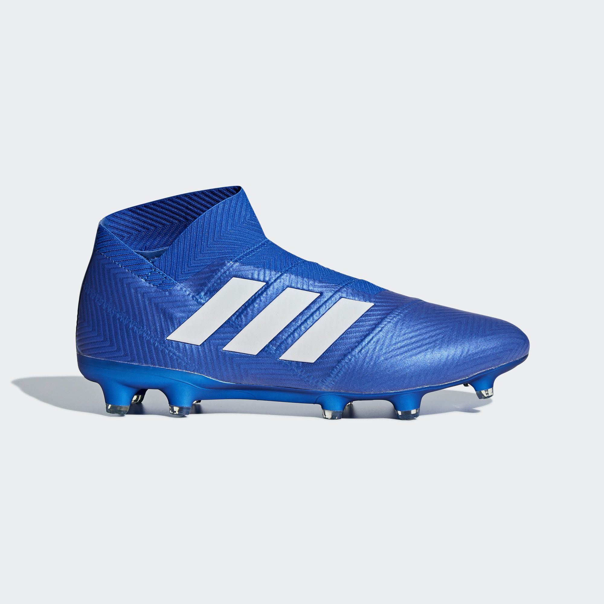 huge selection of 13fb1 ef542 Shop for Mens Nemeziz 18+ Firm Ground Boots - Fooblu at adidas.ca!