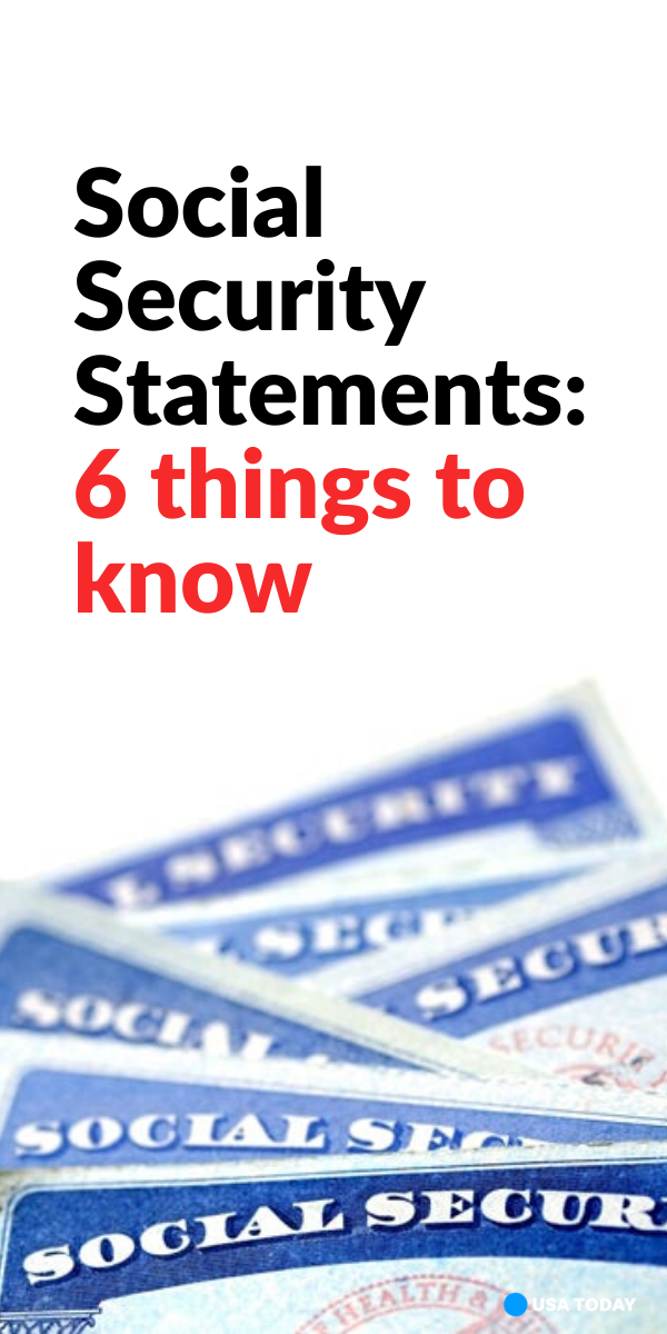 Missing Years Zeroes Here Are Key Things To Understand About Your Social Security Statements Social Security Benefits Personal Finance Financial Advisors