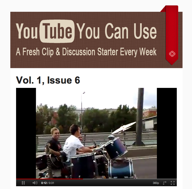 Using YouTube in youth ministry | Youth Ministry Ideas
