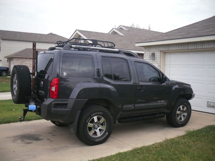 SOLD 2010 Off Road Night Armor AT Xterra (Texas) Second