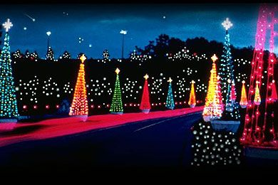 Magical Nights Of Lights At Lake Lanier Atlanta Georgia Family Friendly Event Christmas Lights Winter Is Here