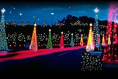 Magical Nights Of Lights At Lake Lanier Atlanta Georgia Visit