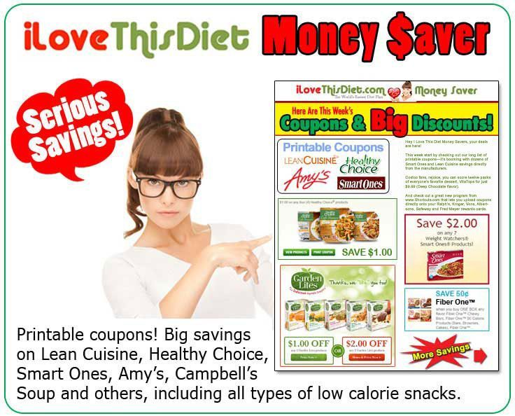 Love This Diet is the affordable alternative to Jenny Craig and Nutrisystem. You'll lose weight easily using popular brands of frozen meals from the supermarket! Designed by Dietitians for busy people on a budget.