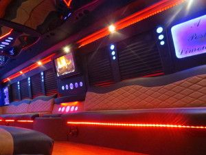 Grizzly Party Bus Rental Limo Service Rental Memphis Tn